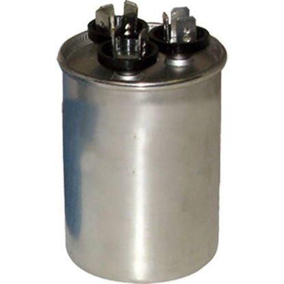 Picture of 15/5MFD 370V Rnd Run Capacitor For MARS Part# 12703