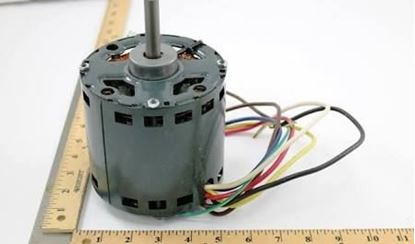 Picture of 1/4HP 208-230V 1075RPM 4Sp Mtr For Daikin-McQuay Part# JBDQ5779