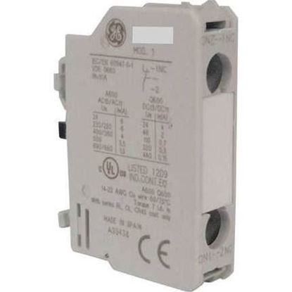 Picture of AUXILIARY SWITCH For General Electric Products Part# BCLF10