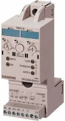 Picture of 10 Amp DPDT Relay W/Led Din MT For Siemens Industrial Controls Part# 3TX7114-5LC13