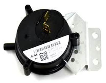 "Picture of -.35""WC SPST PRESSURE SWITCH For Rheem-Ruud Part# 42-105601-25"