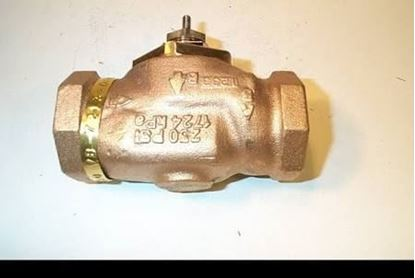 "Picture of 1 1/2"" 28.0cv Normally Open NO For Schneider Electric (Barber Colman) Part# VB-7213-0-4-10"