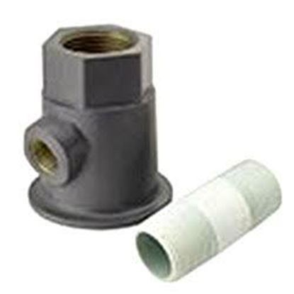 "Picture of 1""NPT MOUNTING FLANGE For Fireye Part# 60-2692"
