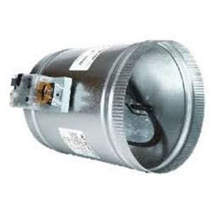 "Picture of 10""RND 24V PWR OPEN/CLS DMPR For EWC Controls Part# URD-10"