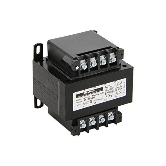 Picture of 150VA 240/480pri 120/240sec For Siemens Industrial Controls Part# MT0150M