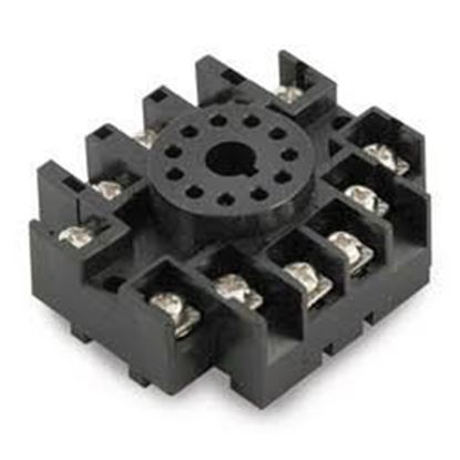 Picture of 11PIN RLY SCKT,ICM410-27&500-0 For ICM Controls Part# ACS-11