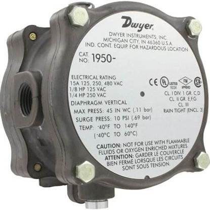 "Picture of .15/.5"" XPrf Differential # Sw For Dwyer Instruments Part# 1950-0-2F"