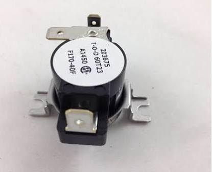 """Picture of 24v 3.5"""" wc Nat 3/4"""" Gas Valve For Sterling HVAC Part# 11J28R04979-002"""