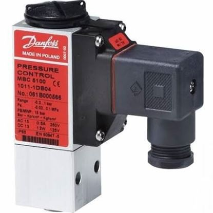 Picture of -.20-4.0 bar Pressure Switch For Danfoss Part# 061B000466