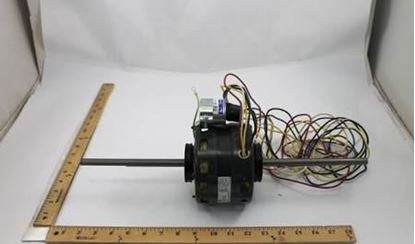 Picture of 1/5HP 277V Double Shaft Motor For Daikin-McQuay Part# 106163015