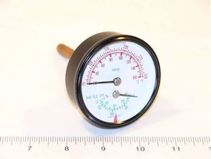 """Picture of 0/100#,80/320F 1/4""""Lower 3""""Ins For Kodiak Controls Part# 4201-3.25-4-20-100"""