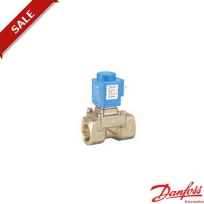 "Picture of 1/2"" SOLENOID VALVE For Danfoss Part# 032U5252"