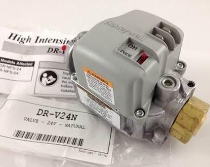 Picture of 24V Natural Gas Valve For Detroit Radiant Part# DR-V24N