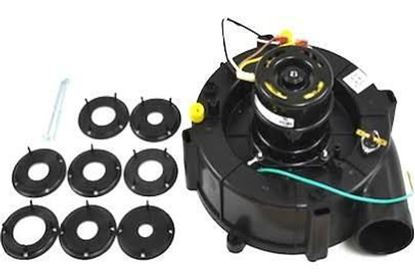 NORDYNE Inducer Motor Assembly 1003441 - Nordyne Parts| HVAC Parts and Accessories- PartsAPS