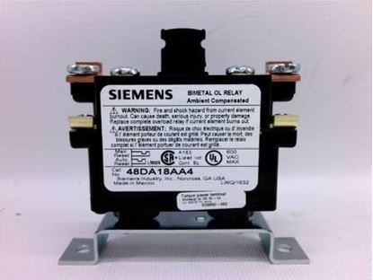 Picture of 10/40A 3Ph ESP200 Overload Rly For Siemens Industrial Controls Part# 3UB85236EW2