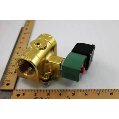 """Picture of 1 1/4"""" NC  2W 5-150# WTR/AIR For ASCO Part# JKF8210G8"""