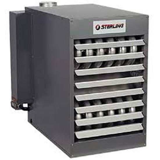 Picture of 1/4HP 115V ODP MOTOR For Sterling HVAC Part# J31R00101-001