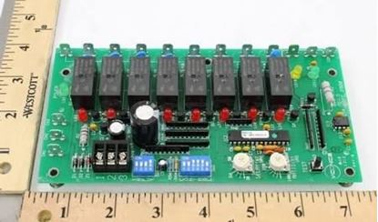 Picture of 8 STAGE STEP CONTROLLER For Viconics Part# R850V-8