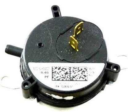 "Picture of -.40""wc SPST Pressure Switch For Armstrong Furnace Part# R102614-01"