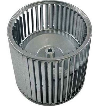 """Picture of 1/2""""BORE 9X8 CW BLOWER WHEEL For Lennox Part# 99G99"""