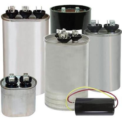 Picture of 3MFD 400VAC Capacitor For Lennox Part# 54J00