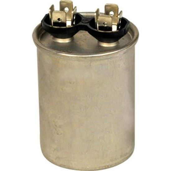 Picture of 100MFD 370V Rnd Run Capacitor For MARS Part# 12116