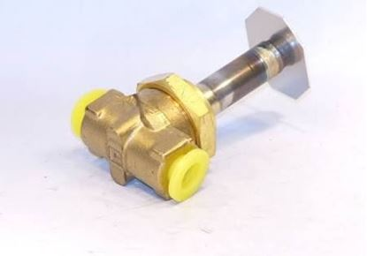 """Picture of 1/4""""N/C,GP200,1/150# BRASS VLV For Parker-Jackes Evans Part# 70221"""
