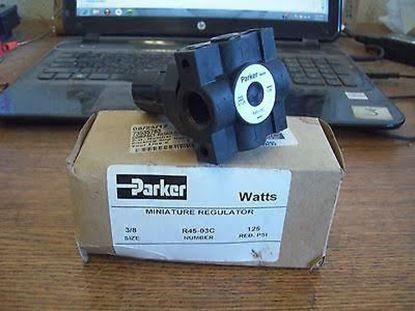 "Picture of 3/8"" COALESCING FILTER For Parker Watts Fluid Air Part# F71-03BJ"