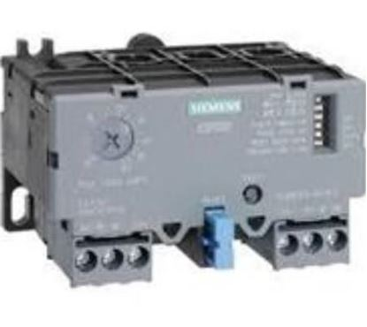 Picture of 10-40AMP 3PH MAN/AUTO OVERLOAD For Siemens Industrial Controls Part# 3UB81234EW2