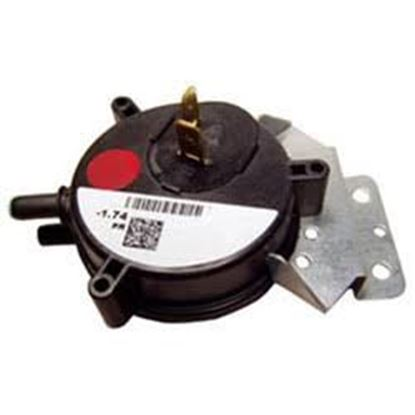 """Picture of 0.75""""WC SPST PRESSURE SWITCH For Nordyne Part# 632488R"""