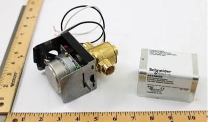 """Picture of 1/2""""Sweat 3W 3.0cv 120v Valve For Schneider Electric (Erie) Part# VT3212G13B020"""