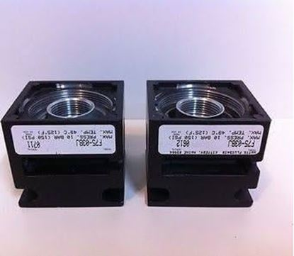 """Picture of 3/8""""FILTER 40Micron ZincBowl For Parker Watts Fluid Air Part# F75-03BJ"""