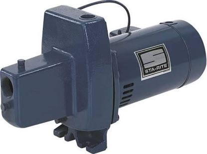 Picture of 1/2HP,3PHASE, PUMP & MOTOR For Sta-Rite Pumps Part# SNC-LMS-1
