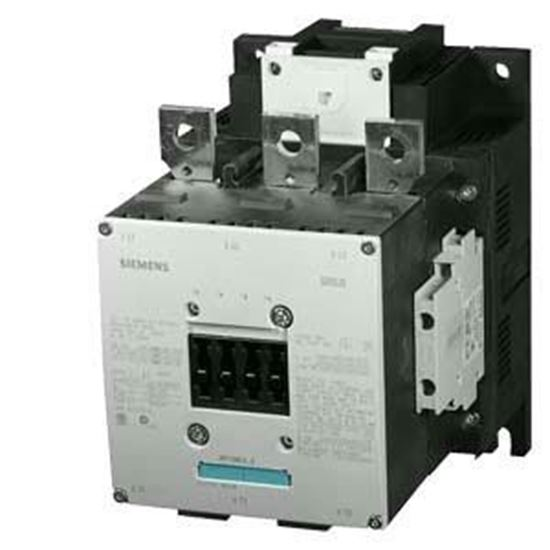 Picture of 110-120V 225 AMP CONTACTOR For Siemens Industrial Controls Part# 3RT1064-6AF36