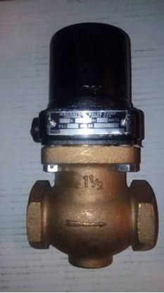 "Picture of 1 1/2"" N/C 0/115#, 120VAC For Magnatrol Solenoid Valves           Part# 35A46W"