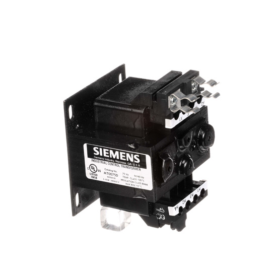 Picture of 200/220/480V Pri;110V Sec 50VA For Siemens Industrial Controls Part# MT0050J