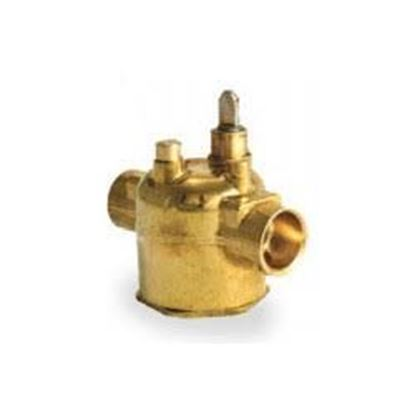 """Picture of 1/2""""SW.VLV.STEAM 1.0cv For Schneider Electric (Erie) Part# VS2211"""