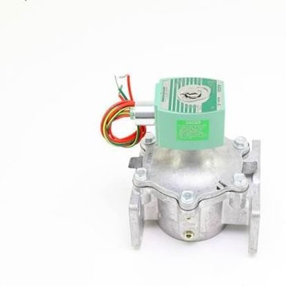 """Picture of 1 1/4"""" N/C 0-5# GAS VALVE For ASCO Part# 8214G261-12VDC"""