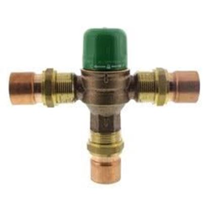 "Picture of 1 1/4"" UNION SWEAT MIX VALVE For Taco Part# 5125-HF-C1"