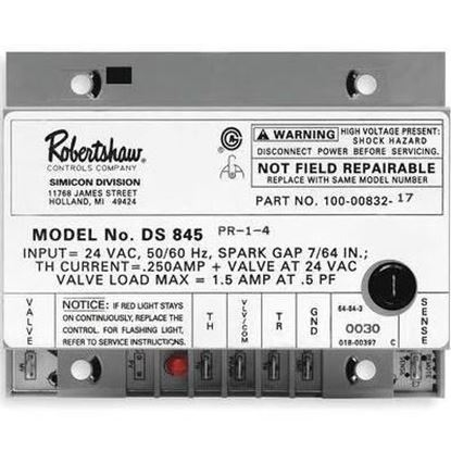 """Picture of 1/2""""IP IGN.KIT,NAT.GAS,LOCKOUT For Robertshaw Part# 712-005"""