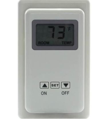 Picture of 75F HtgTempConstructStat24v For Temp-Stat                           Part# TS-75