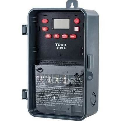 Picture of 24HR ELECTRONIC SPDT 120208277 For Tork Timers Part# E120B