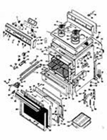 Picture of 1/20HP 120V 1PH ODP MOTOR For Sterling HVAC Part# 11J31R04091