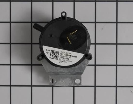 55 Quot Wc Spst Pressure Switch For Amana Goodman Part