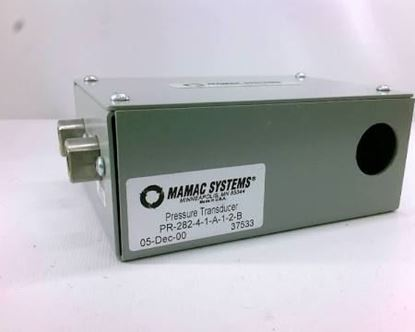 Picture of 0/50# 24VDC Xducer; 4-20mA Out For Mamac Systems Part# PR-282-4-3-A-1-2-B