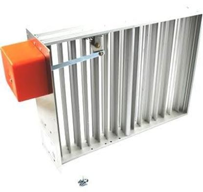 Picture of 16wX12h PARALLEL 24v 2-POS S/R For ZoneFirst Part# ZDS-16X12