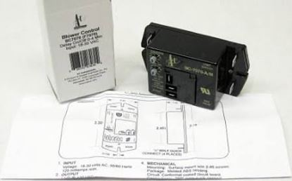 Picture of BLOWER CONTROL,0-4min 24v For Camstat Part# 7070