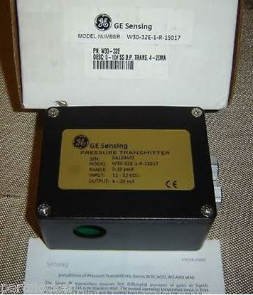 Picture of PressXdcr 0-30# 4-20maOut SS For G.E. Sensing/General Eastern Part# W30-34E