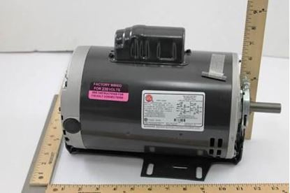Picture of 1.5HP 3450/2850RPM BLOWER MTR For Armstrong Furnace Part# R47553-001