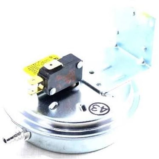 0 45 Quot Wc Spdt Pressure Switch For Bard Hvac Part 8406 074